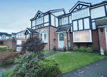 Thumbnail 3 bed mews house for sale in Ascot Close, Tytherington, Macclesfield, Cheshire