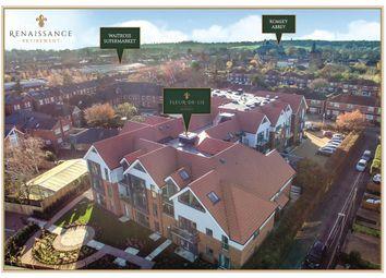 Thumbnail 2 bed property for sale in Fleur De Lis, Duttons Road, Romsey, Hampshire