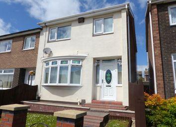Thumbnail 3 bedroom semi-detached house for sale in Bradford Avenue, Sunderland