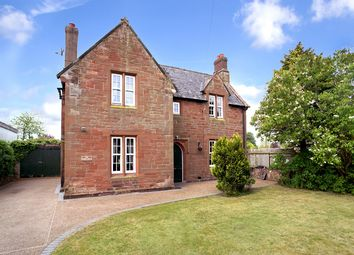 Thumbnail 4 bed detached house for sale in Park Road, Carlisle