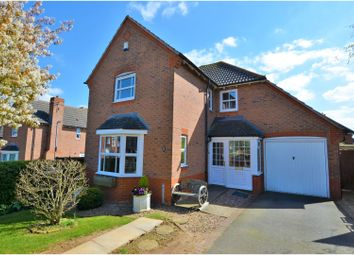Thumbnail 4 bed detached house for sale in Rowallen Way, Timken, Daventry