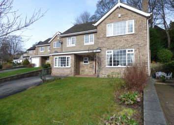Thumbnail 4 bed detached house for sale in Holden Lane, Baildon, Shipley