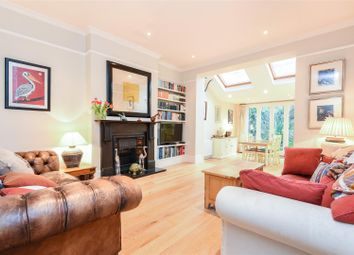 Thumbnail 3 bed flat for sale in Broomwood Road, London