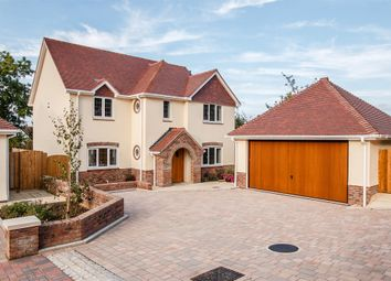 Thumbnail 4 bed detached house for sale in Court Farm Road, Longwell Green, Bristol