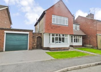 Thumbnail 4 bed detached house for sale in Gladstone Street, Lutterworth, Leicestershire