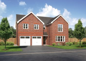 "Thumbnail 5 bed detached house for sale in ""Malborough"" at Close Lane, Alsager, Stoke-On-Trent"