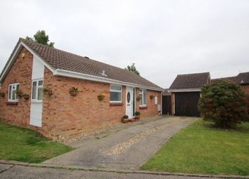 Thumbnail 2 bedroom detached bungalow for sale in Fisher Close, Haverhill