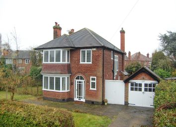 3 bed detached house for sale in Radcliffe Road, West Bridgford, Nottingham NG2