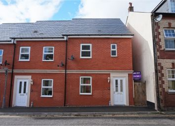 Thumbnail 3 bedroom end terrace house for sale in Barrington Street, Tiverton