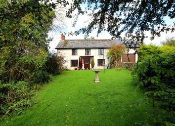 Thumbnail 3 bed detached house for sale in Old Monmouth Road, Abergavenny