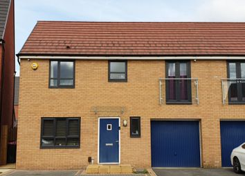 Thumbnail 3 bed semi-detached house for sale in River View Drive, Salford, Greater Manchester