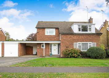 Thumbnail 4 bed detached house for sale in The Broadway, Wheathampstead, St. Albans