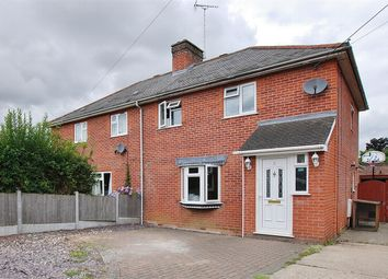 Thumbnail 4 bed semi-detached house for sale in Mount Road, Coggeshall, Essex
