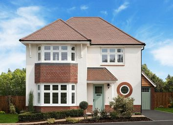 """Thumbnail 3 bedroom detached house for sale in """"Leamington Lifestyle"""" at Macclesfield Road, Congleton"""