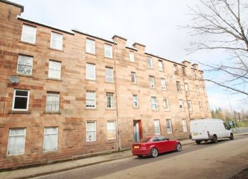 Thumbnail 1 bed flat for sale in 33, Robert Street, Port Glasgow PA145Rh