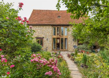 Thumbnail 3 bed barn conversion for sale in Lower Road, Blackthorn, Bicester