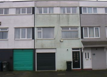 Thumbnail 3 bed town house for sale in 49 Hazeldene Avenue, Kenton, Newcastle Upon Tyne