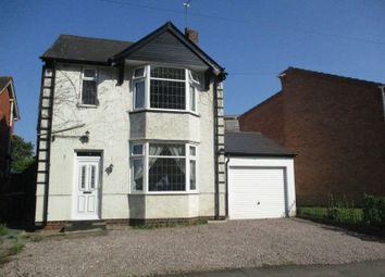 Thumbnail 4 bed detached house for sale in Brandon Road, Hinckley