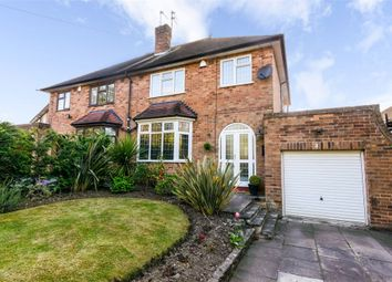 Thumbnail 3 bed semi-detached house for sale in Pinfold Lane, Wolverhampton, West Midlands