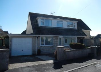 Thumbnail 3 bed detached house for sale in Mead Bower, Portland