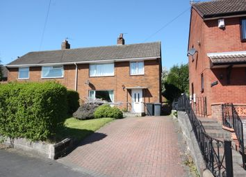 Thumbnail 3 bed semi-detached house for sale in Bourne Road, Kidsgrove, Stoke-On-Trent