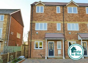 Thumbnail 4 bed town house for sale in Rodney Way, Colnbrook, Berkshire