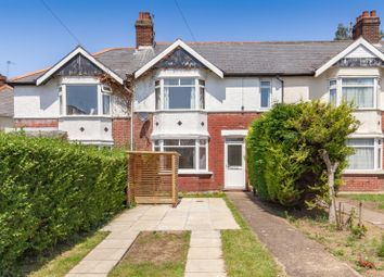 Thumbnail 3 bed terraced house for sale in Boswell Road, Cowley, Oxford