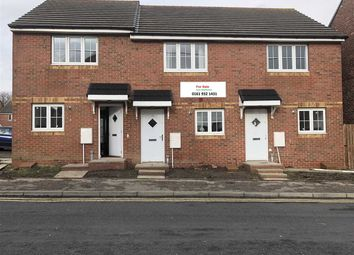 Thumbnail 2 bed property for sale in Eden Court, Holden, Peterlee, County Durham