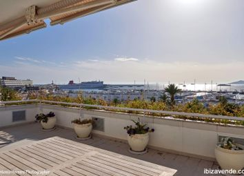 Thumbnail 3 bed apartment for sale in Marina Botafoc, Ibiza, Baleares