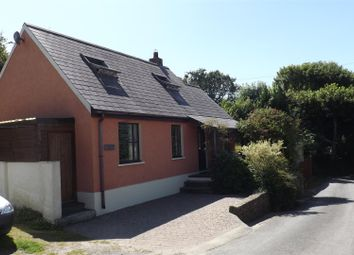 Thumbnail 3 bed detached house for sale in Broad Haven, Haverfordwest
