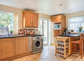 Thumbnail 4 bed semi-detached house for sale in Marsh End, Tetsworth, Thame