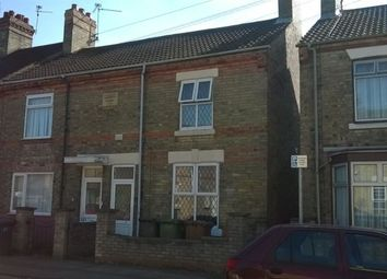 Thumbnail 3 bedroom property to rent in Gilpin Street, Peterborough