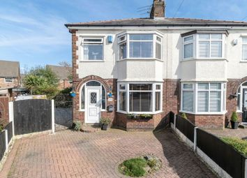 3 bed semi-detached house for sale in Rydal Avenue, Prescot L34