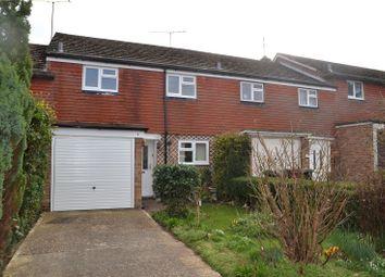 Thumbnail 3 bed town house for sale in Walmer Close, Tilehurst, Reading, Berkshire
