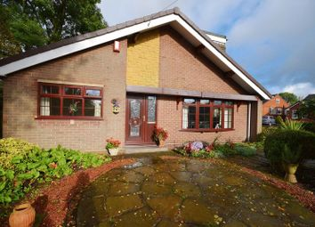 Thumbnail 4 bed detached bungalow for sale in Braemar Close, Stoke-On-Trent
