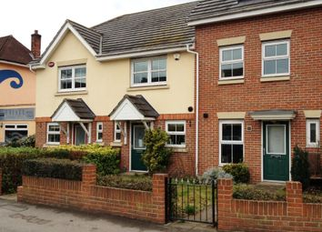 Thumbnail 2 bed terraced house to rent in Frimley Green Road, Frimley, Camberley, Surrey