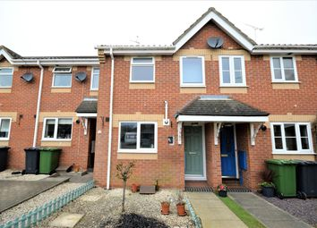 Thumbnail 2 bed terraced house for sale in Wharton Drive, North Walsham