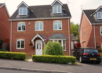 Thumbnail 5 bed detached house for sale in Queenswood Drive, Sheffield