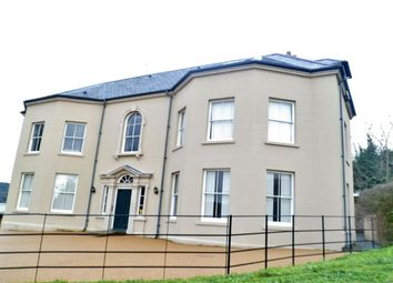 Thumbnail 1 bedroom flat for sale in Plas Kynaston Lane, Cefn Mawr, Wrexham