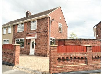 Thumbnail 3 bed semi-detached house for sale in Cullen Road, Hartlepool