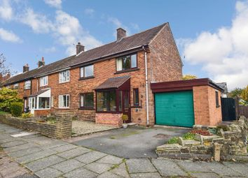 Thumbnail 3 bed end terrace house for sale in Foxdale Close, Edgworth, Turton, Bolton