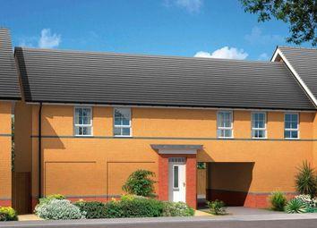 "Thumbnail 2 bedroom flat for sale in ""Madeley"" at Carters Lane, Kiln Farm, Milton Keynes"