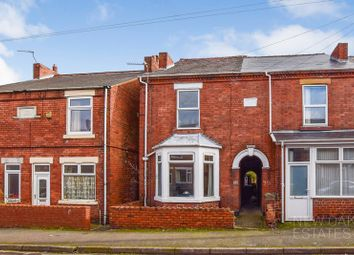 Thumbnail 3 bed terraced house for sale in Hunloke Road, Holmewood, Chesterfield