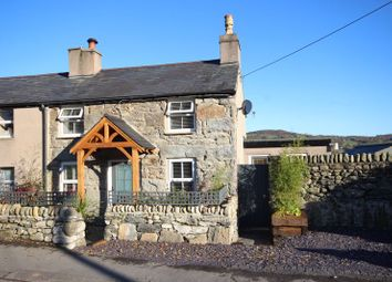 Thumbnail 2 bed cottage for sale in Conway Road, Tal-Y-Bont, Conwy