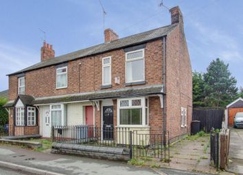 Thumbnail 2 bed semi-detached house for sale in North Street, Crewe