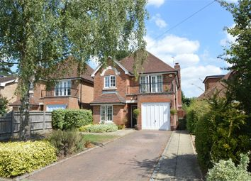 Thumbnail 4 bed detached house for sale in Clarence Road, Hersham, Walton-On-Thames