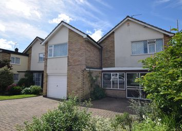 Thumbnail 5 bedroom detached house for sale in Quiney Way, Oadby, Leicester