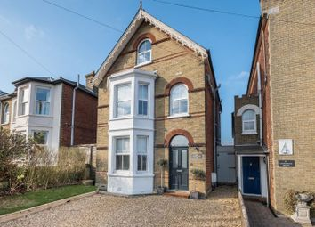 Thumbnail 4 bed detached house for sale in Mill Hill Road, Cowes