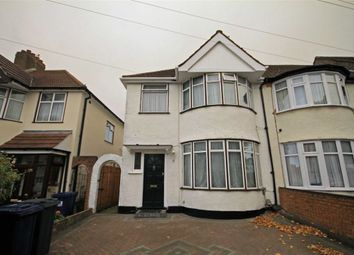 Thumbnail 3 bed property to rent in Eastcote Avenue, Wembley
