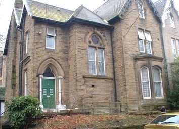 Thumbnail Studio to rent in Oak Villas, Manningham, Bradford